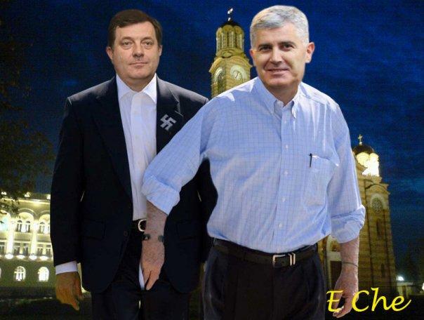 Čoviću došlo iz Dodika u glavu: HNS pozvao na prekid blokade ...